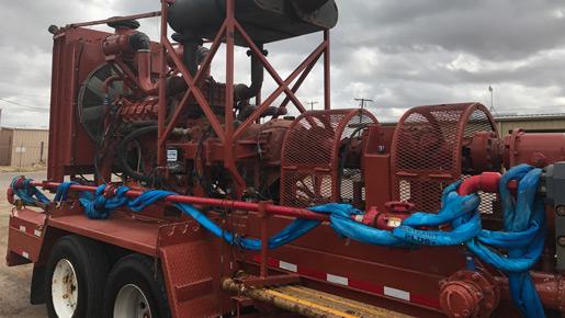 Coil Tubing Operator Odessa Tx: Services